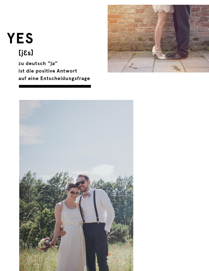 YES WE DO - WEDDING SERVICES