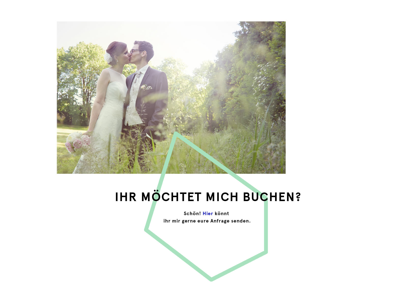 YES WE DO - WEDDING SERVICES Hochzeitsfotografie München